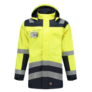 Tricorp Multinorm Bicolor Parka | High Visibility