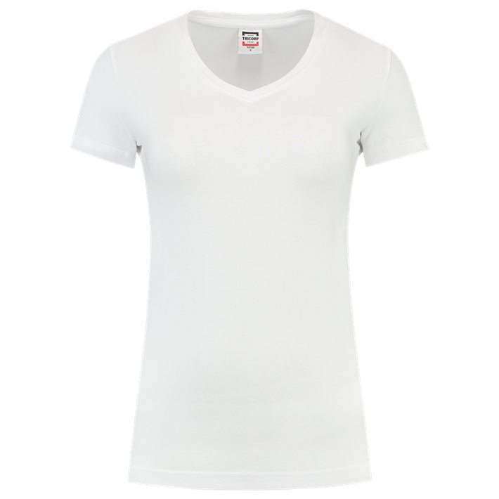 Tricorp T-shirt V-hals Slim Fit dames