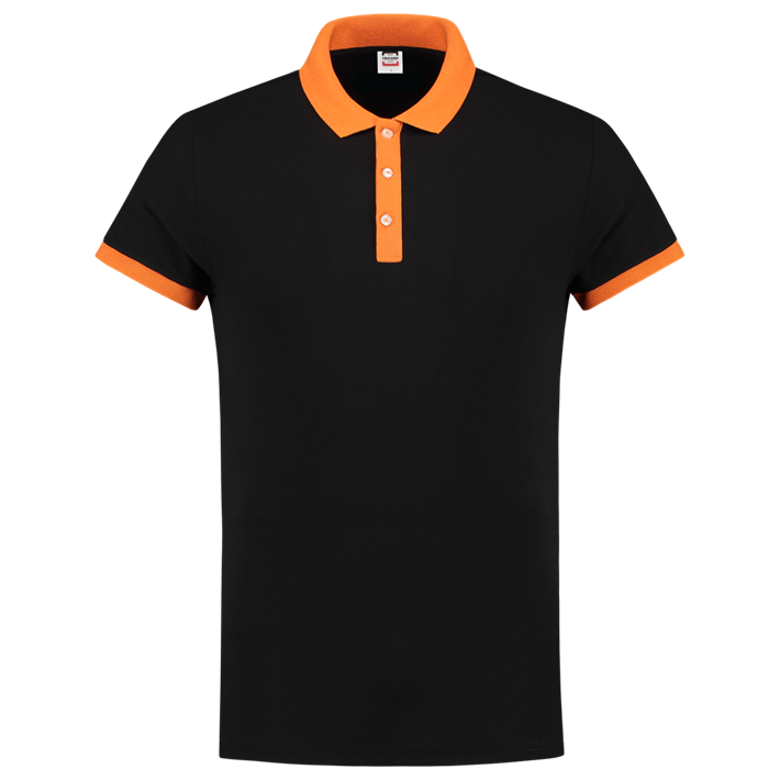 Tricorp Bicolor Slim Fit Poloshirt | 50% Katoen / 50% Polyester